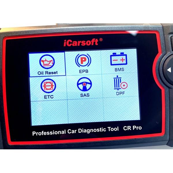 iCarsoft CR Pro Universeller Diagnosescanner