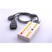OBD 2 Adapter Box Pin out System